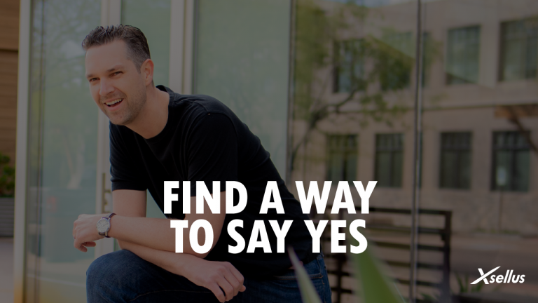 Video: Find a Way to Say Yes