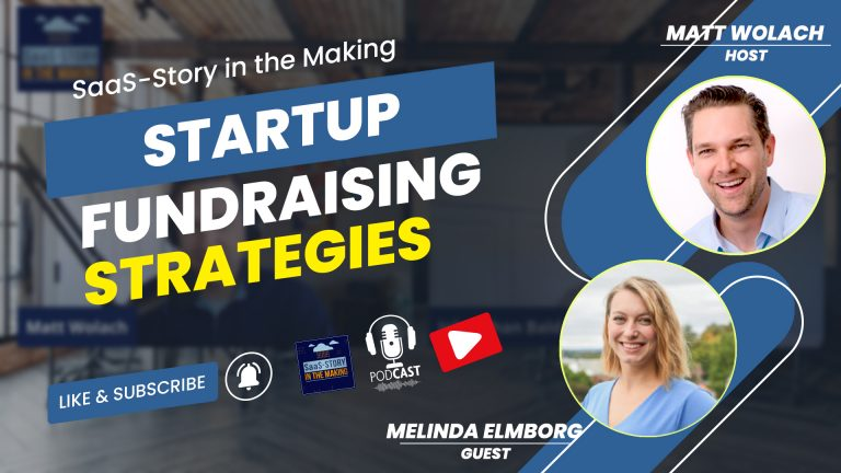 VIDEOCAST: Startup Fundraising Strategies