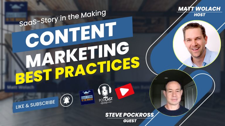 VIDEOCAST: Content Marketing Best Practices