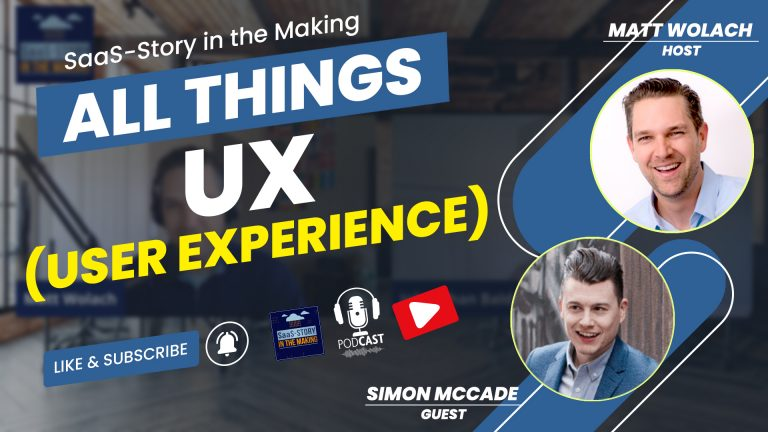 VIDEOCAST: All Things UX (User Experience)