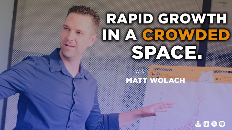 VIDEOCAST: Rapid Growth in a Crowded Space – with Sunny Paris