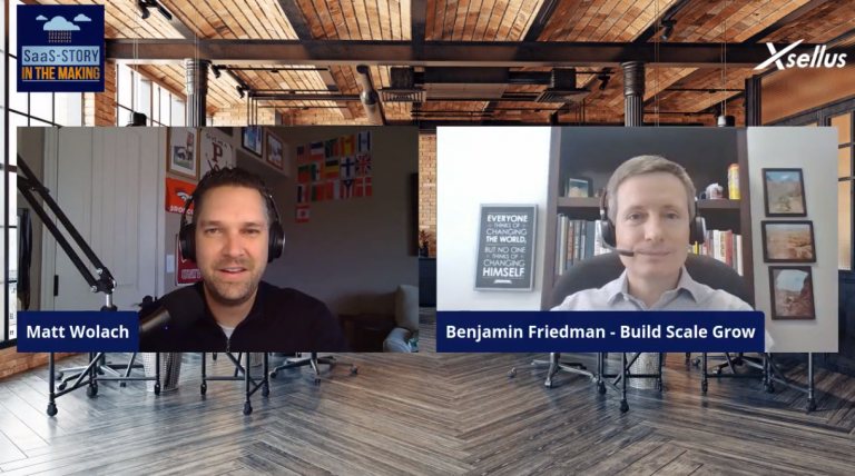 VIDEOCAST: Utilizing a Fractional CFO to Achieve Success – with Benjamin Friedman