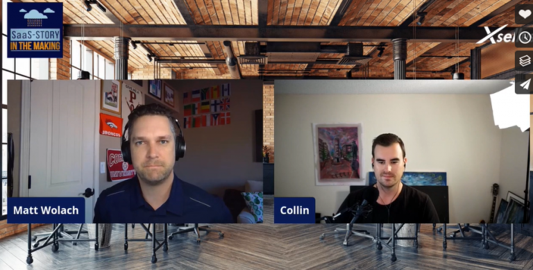 VIDEOCAST – Outbound and Inbound Sales Techniques with Collin Stewart