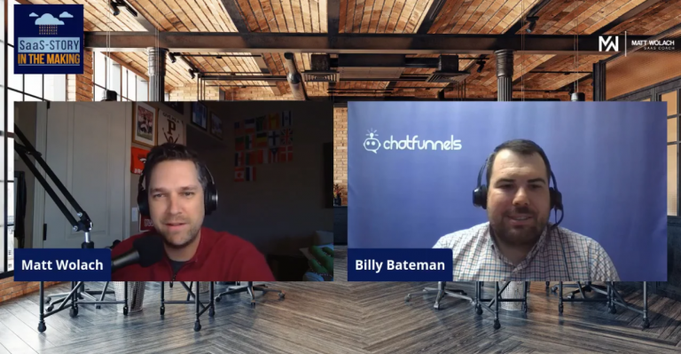 VIDEOCAST – Why You Need to Master the Art of Lead Conversion – with Billy Bateman