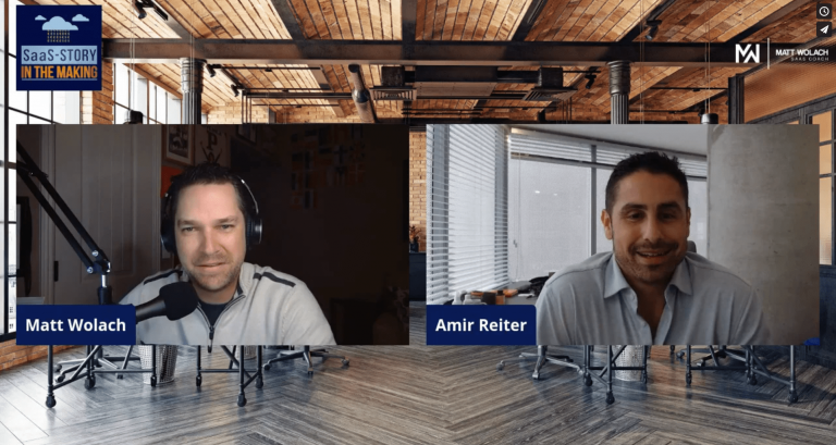 VIDEOCAST – Executing an Outbound Strategy – with Amir Reiter