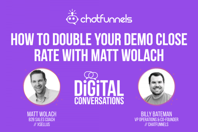How to Double Your Demo Close Rate