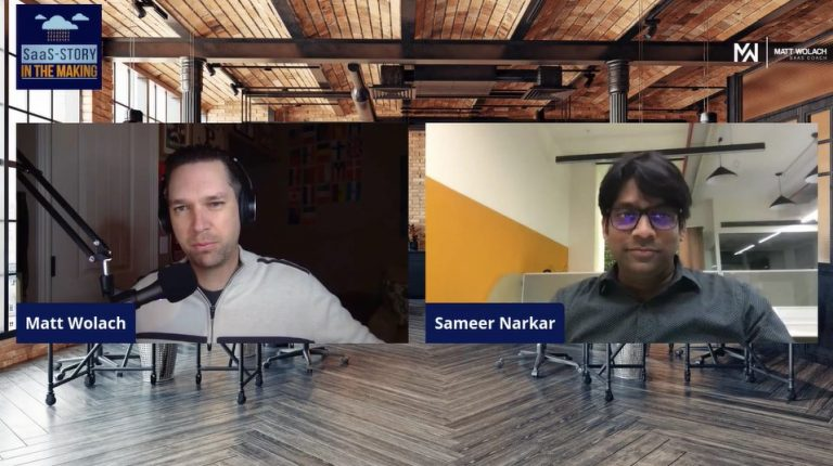 VIDEOCAST:  How Listening to Your Customers Can Grow Your Company – with Sameer Narkar