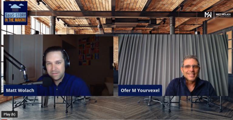 VIDEOCAST: Why Getting the Right People on Your Team Matters – with Ofer Yourvexel