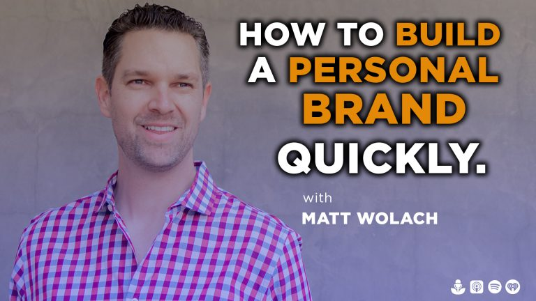 How to Build a Personal Brand Quickly with Blake Emal