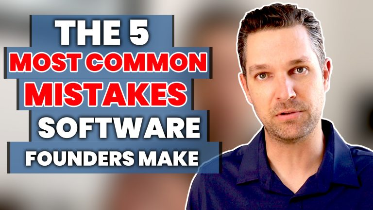 The 5 Common Sales Mistakes Software Founders Make
