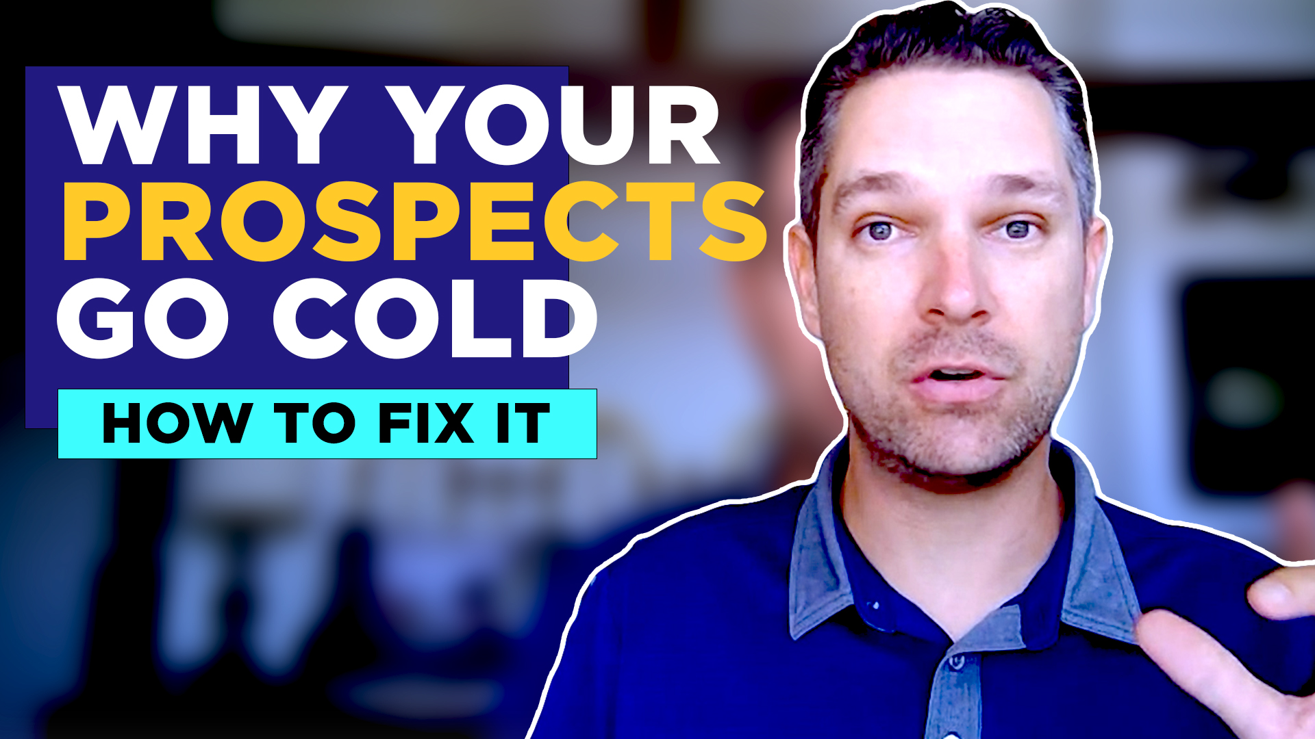 Why your leads go cold