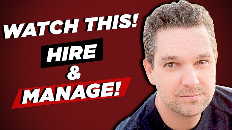 How to Hire and Manage an Amazing Sales Team – with Will Yarbrough