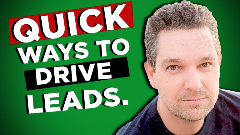 Here's Why You Should Try Lean Marketing to Generate Better Leads – with Jordan Behan