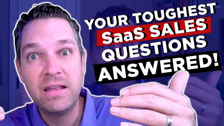 Ask Me Anything SaaS Edition