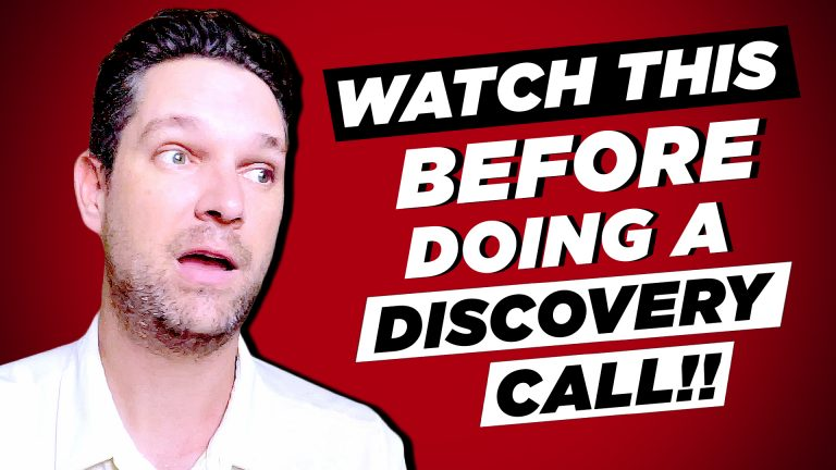 Should Discovery be its own call?